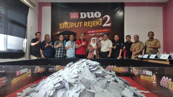 Undian Sruput Rejeki Torabika Duo Tahap Dua Senilai Total Rp 500 Juta Mulai Digelar, Kamu Beruntung?
