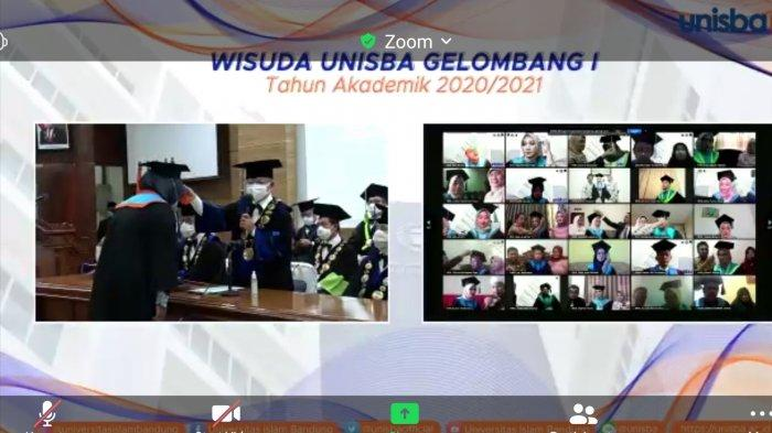 Headline Tribun Jabar, Bandung Izinkan Kuliah Tatap Muka, Syaratnya Protokol Kesehatan Ketat