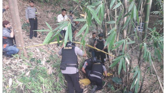 Sempat Dikira Batu, Warga Cimahi Temukan Granat di Kebun Bambu