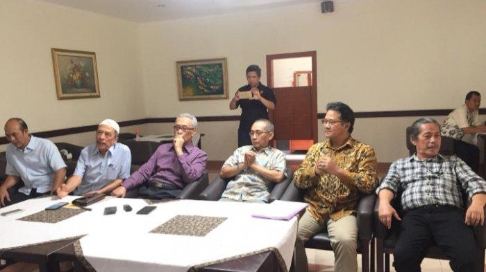 Gempungan Warga Peduli Unpad Bantah Bawa Isu Kesukuan dalam Proses Pemilihan Rektor Unpad