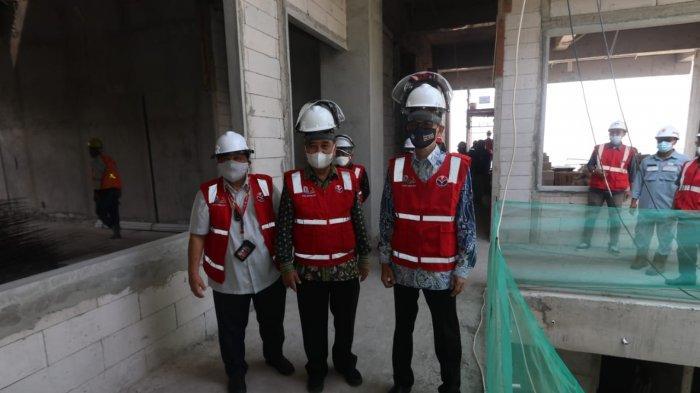 Universitas Pendidikan Indonesia (UPI) genjot pembangunan beberapa gedung sarana pendidikan atau UPI Civil Work tahap 2
