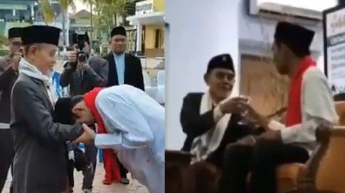 Video Muliakan Seorang Guru Ustadz Abdul Somad Mencium Tangan Dan Ambilkan Minum Pimpinan Gontor Halaman 3 Tribun Jabar
