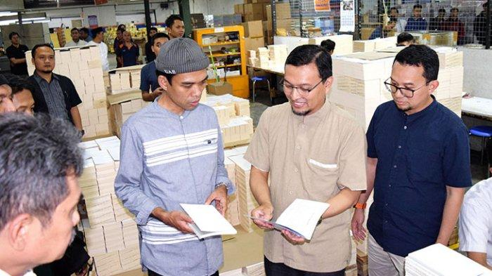 Wisata Quran di Kiaracondong, Abdul Somad dan Aa Gym Pernah Berkunjung ke Sini