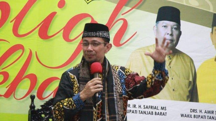 Hikmah Ramadan oleh Ustaz Ahmad Wijayanto: Membangun Romantisme Dalam Keluarga