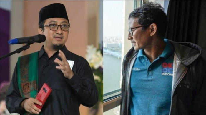 Ustaz Yusuf Mansur Positif Covid-19, Sandiaga Uno Sampai Komentar, Sama-sama Berjuang Lawan Corona