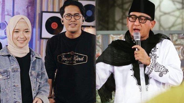 Akhiri Kegaduhan, Ustaz Zacky Mirza Beri Nasihati Nissa Sabyan dan Ayus Beri Klarifikasi: Tabayyun