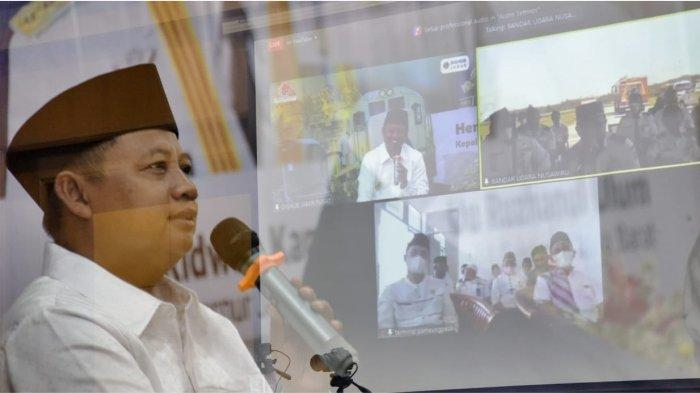 HARI PERHUBUNGAN,  Pak Uu: Transportasi Umum Jabar Harus Aman, Nyaman, Selamat