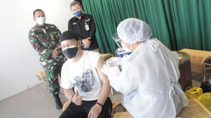 Bandara Husein Bandung Buka Layanan Vaksinasi Covid-19 bagi Penumpang dan Masyarakat, 5-20 Juli 2021