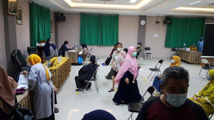 Vaksinasi Covid-19 di Kabupaten Sukabumi Selama Bulan Ramadan Dilakukan Usai Tarawih