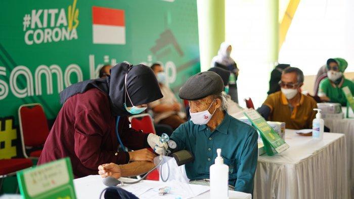 Vaksinasi Covid-19 untuk Lansia di Purwakarta Baru Jalan 1 Persen, Ini Penyebabnya