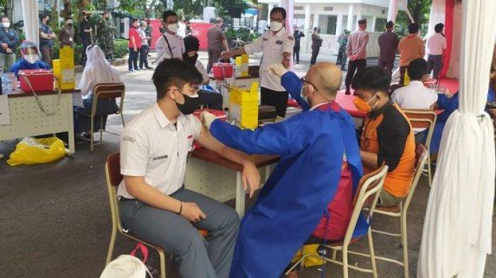 Bupati Bandung Sebut Stok Vaksin Covid-19 di Kabupaten Bandung Menipis, hanya Cukup Sampai Besok