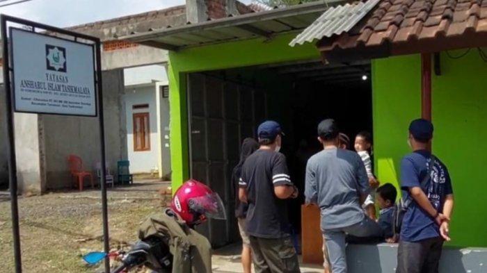 Gebrakan Kapolres Tasikmalaya Kota yang Baru, AKBP Aszhari Sambangi Mantan Napiter, Ini Tujuannya