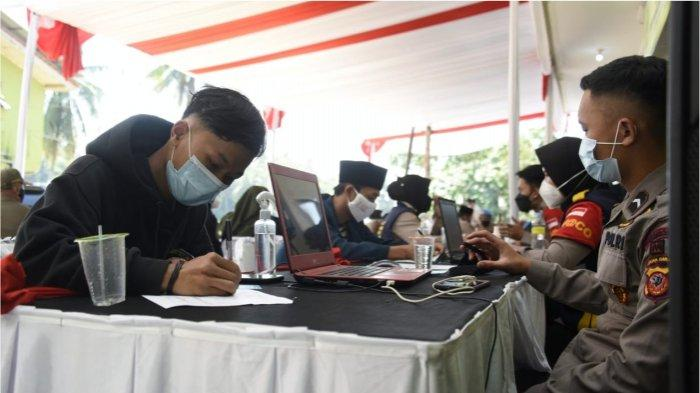 Vaksinasi Covid-19 di Kota Tasikmalaya Capai Hampir Setengah dari Target yang Ditentukan