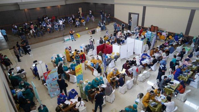Dinkes Garut Kebut Vaksinasi di Bulan Ramadan, Peserta Disarankan Makan Sahur Dekat Waktu Imsak
