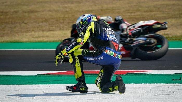 Jika Valentino Rossi Masih Absen di MotoGP Eropa, Yamaha Sudah Siapkan Pebalap Pengganti