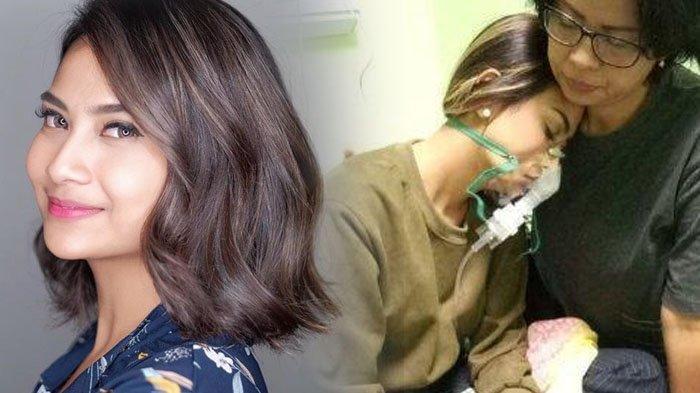 Pakai Alat Bantu Pernapasan Infus, Vanessa Angel di Rumah Sakit Bhayangkara Surabaya
