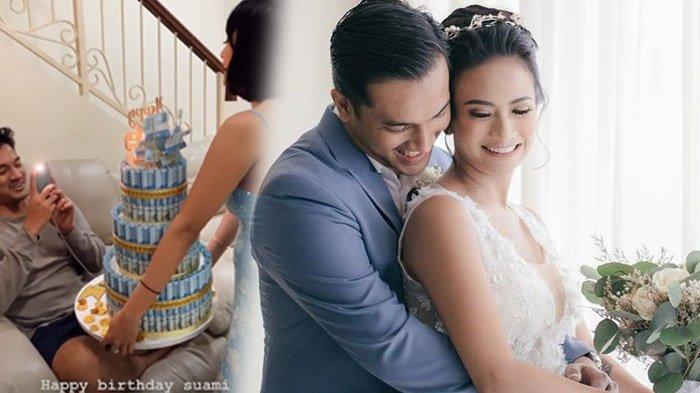 Vanessa Angel Makin Mesra dengan Bibi Ardiansyah, Kini Beri 'Kue' Ulang Tahun Buat Suami, Duit Semua