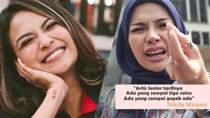 Nikita Mirzani: Om-om Hidung Belang Sukanya Artis Wanita 'Alim', Enggak Mau yang Tatoan