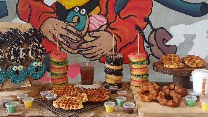 Yuk, Coba Tiga Menu Kekinian dengan Tema Waffle di Dunkin, Satunya Cuma Ada di Bandung