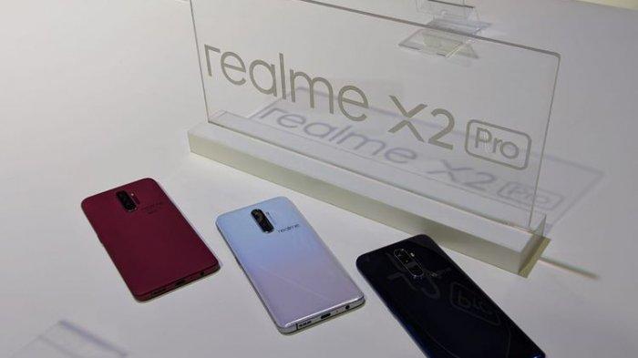 Realme X2 Pro Punya Spesifikasi Tinggi Dijual Murah, Bandingkan dengan Asus dan Black Shark 2 Pro