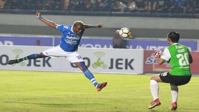Victor Igbonefo: Persib Bandung Harus Lebih Tangguh Lawan PSS Sleman di Semifinal Piala Menpora