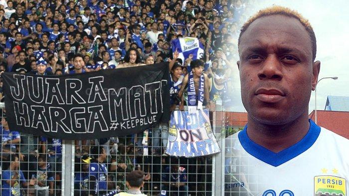 Bek Persib Bandung Victor Igbonefo Merasa