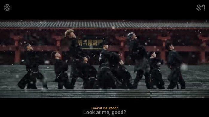 video musik Yixing