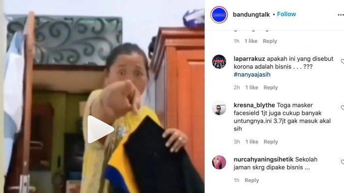 Viral di Medsos Seorang Ibu Marah Sebut Biaya Wisuda Tak Wajar, Ini Kata Unikom Bandung