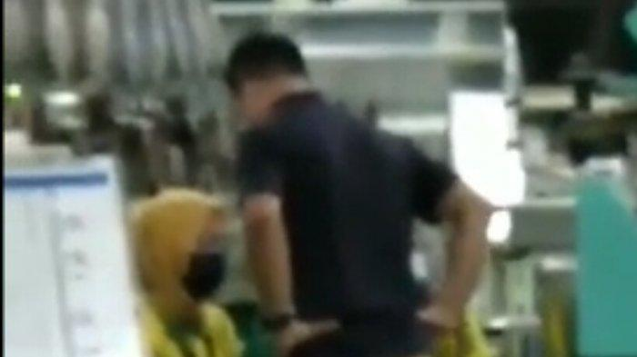 Video Viral TKA Asal Korea Marah Tendang Karyawan Lokal di PT Taekwang Subang