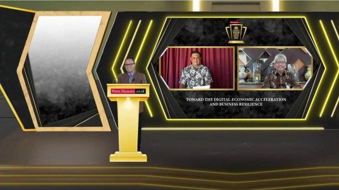 bank bjb Raih Penghargaan Prestisius di Ajang Indonesia Financial Top Leader Award 2021