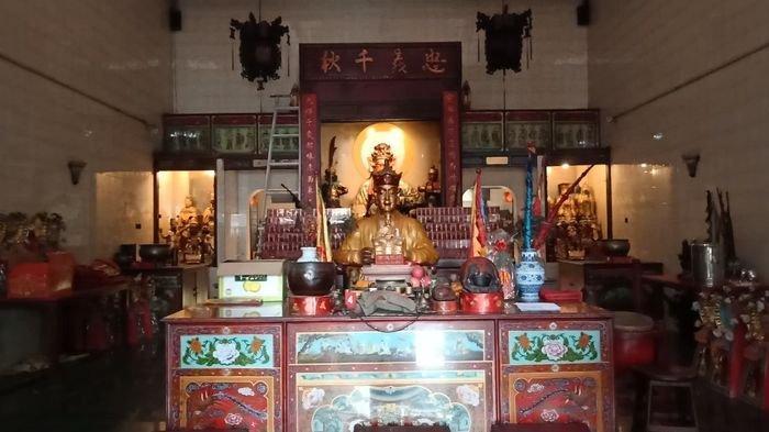 Vihara Dharma Ramsi Ditutup di Malam Imlek, Tapi Tetap Terima Jemaat  di Hari H, Ibadah Bergiliran