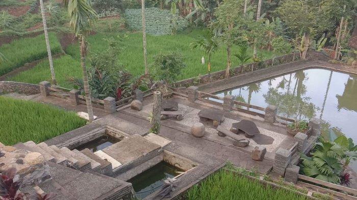 Serasa di Ubud Bali, Vila Alam Santosa, Wisata Alam Dekat Kota Bandung, Ada Hutan Buatan yang Asri