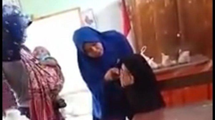 Viral Video Ibu-ibu Tampar Bocah SD di Makassar, Dilakukan saat Tak Ada Guru
