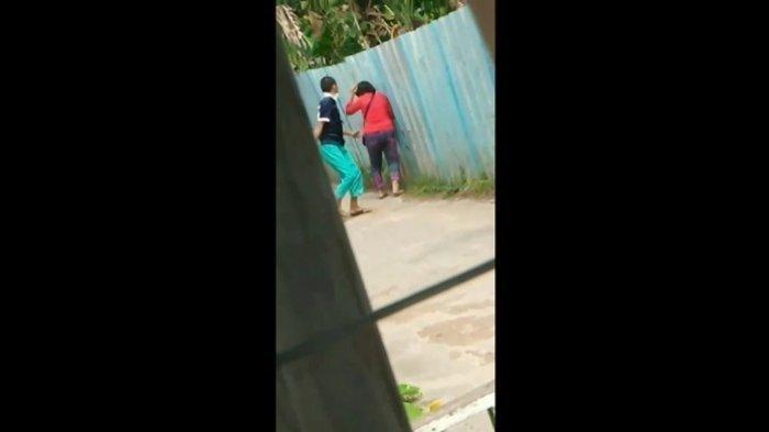 Videonya Aniaya Ibu Kandung Karena Tak Diberi Uang untun 'Ngelem' Viral, Once Ditangkap Polisi