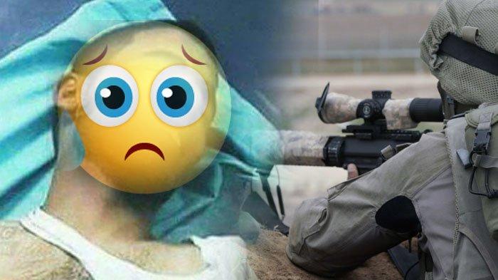 Kesakitan Ditembak Pasukan Israel, Moatasm Lantunkan Ayat Suci Alquran, Lihat Meninggalnya Tersenyum
