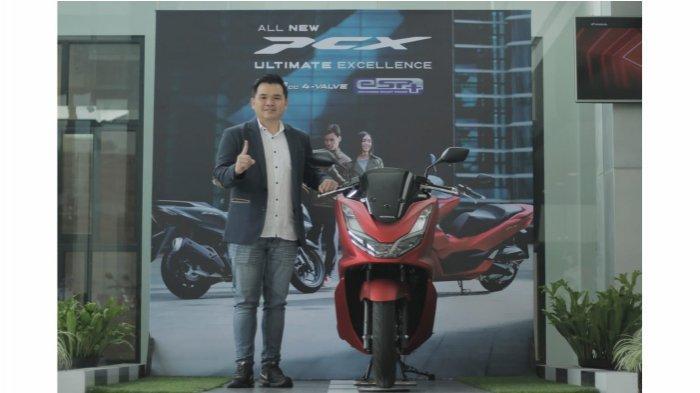 Peluncuran generasi terbaru All New Honda PCX dan All New Honda PCX e:HEV