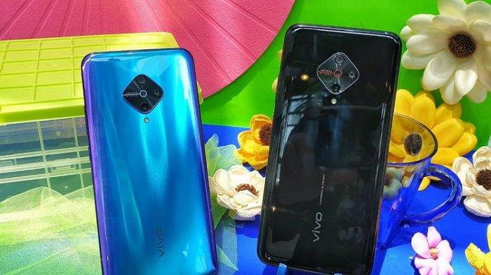 Smartphone Vivo S1 Pro Dirilis, Kamera Selfie 32 MP, RAM 8 GB, Cek Spesifikasi Lengkap dan Harganya