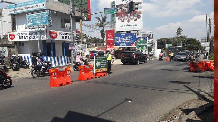 Bandung Barat Kembali Zona Merah, Obyek Wisata Bakal Ditutup Jika Langgar Prokes