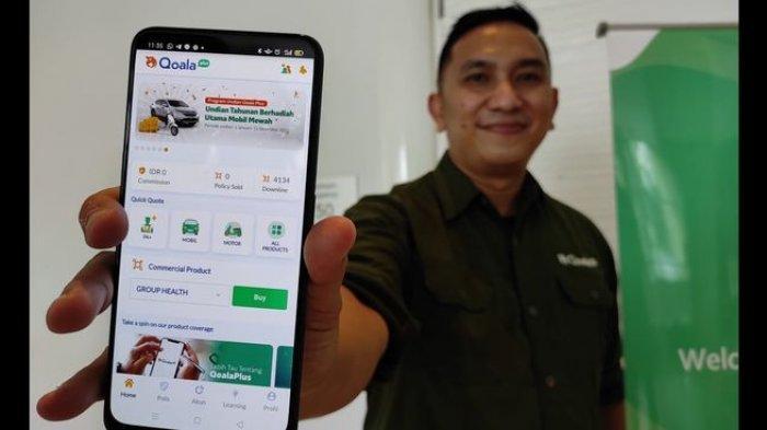 Kota Bandung Dijadikan Poros Penjualan Produk Asuransi Digital di Tengah Pandemi