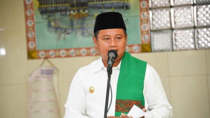 Safari Ramadan, Pak Uu Ajak Masyarakat Perkuat Persatuan, Jangan Lupakan Jas Merah dan Jas Hijau