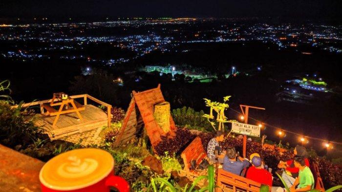Menikmati Kopi Lokal di Waja Kopi Kuningan, Lihat Mahahari Terbit di Ketinggian1.078 Mdpl