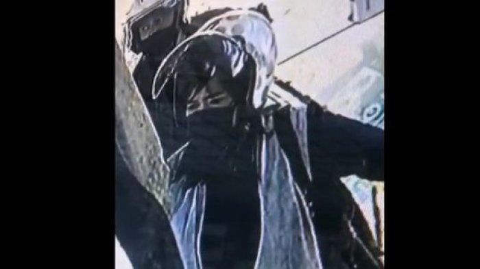 6 ATM di Kabupaten Garut Dibobol Maling dalam Sehari, Hari Ini Ada 1, Aksi Mereka Terekam CCTV
