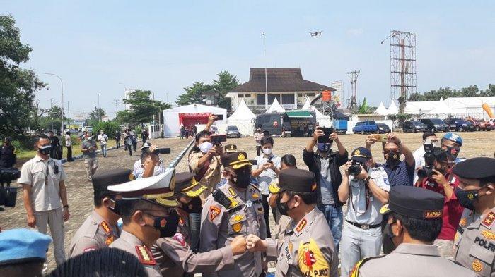 Tinjau Pos Cikopo Purwakarta, Wakapolri Sebut 37 Ribu Kendaraan di Jabar yang Diminta Putar Balik