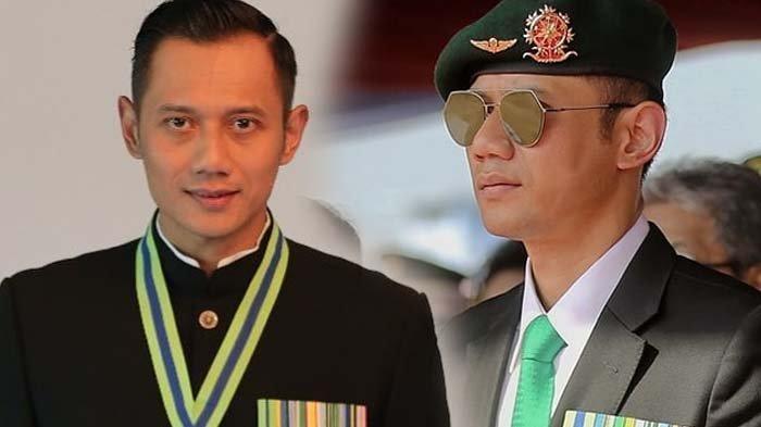 Waketum Demokrat AHY Kini Berewokan, Penampilan Putra SBY Makin Jadi Sorotan, Ini Foto-fotonya