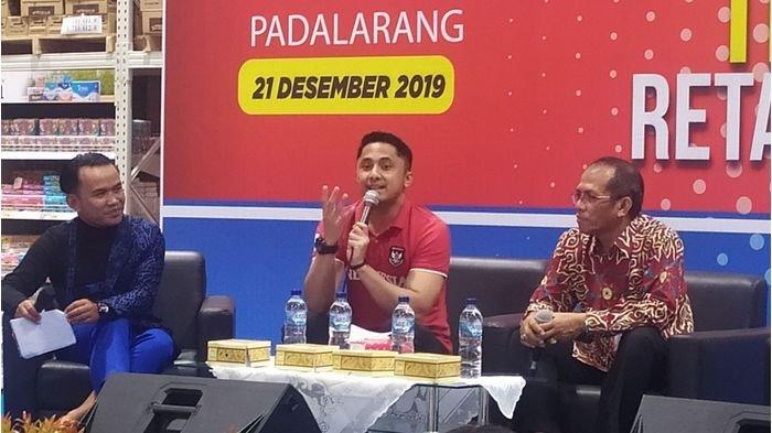Wakil Bupati KBB Hengky Kurniawan Sambut Baik Program Lotte Grosir Mitra Kerja Sama Kios Modern