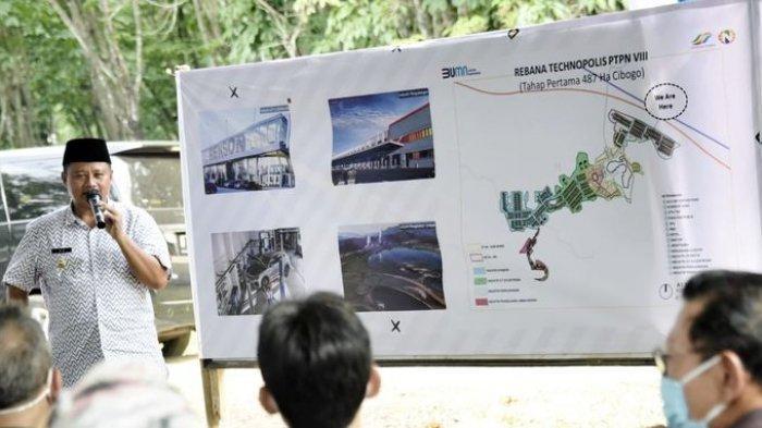 Ini Empat Proyek Pembangunan di Subang dan Majalengka Hasil WJIS 2020, Uu: Rebana Bukan Hanya Cerita