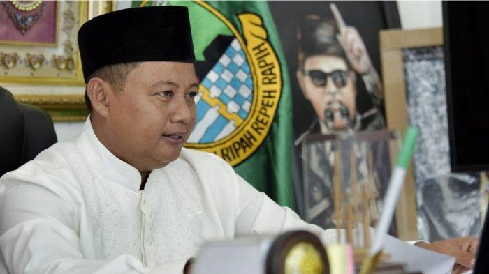 Kompetisi Inovasi Jawa Barat 2021 Uu Ruzhanul: Akselerasi Visi Jabar Juara Lahir Batin