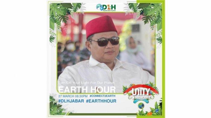 Wakil Gubernur Jawa Barat Uu Ruzhanul Ulum Ajak Warga Hemat Energi, Mari Matikan Listrik