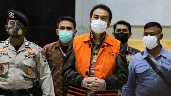 Drama di Balik Penetapan Tersangka Azis Syamsuddin oleh KPK, Ngaku Isoman, Dites Ternyata Nonreaktif