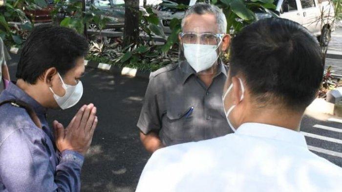 DPRD Jabar Tinjau Proses PPDB di SMKN 1 Cimahi, Pelaksanaan PPDB Harus Patuhi Protokol Kesehatan
